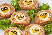 可愛い 食べ物