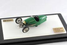 Morgan 3 wheeler - Models