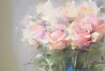 softpastel flower