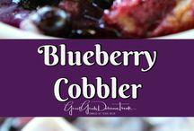 Cobbler and crisps