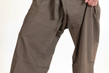 Extra Long Fisherman Pants / Thai Fisherman pants are comfortable, loose fitting & are suitable for both men & women. Whether you're small or big, short or tall you can comfortably wear Thai Fisherman pants as one size fits most.  They are perfect for active & casual wear; training, martial arts, dance, yoga, maternity wear or for simply relaxing. Fisherman pants are available in a wide range of colours & fabrics plus we have an extra long style. Fabrics available - 100% cotton & cotton with 'line patt
