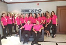 Meet the EXPO team