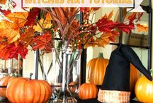 MY Fall DIY Projects