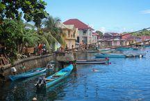 Islas Molucas (Indonesia) / Buscando el pasado ibérico de unas perdidas islas del Pacífico