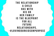 Loving Our Kids on Purpose / Loving our kids! :) / by Jessica Cox