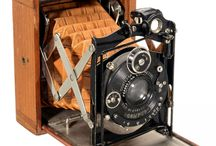 Photographic Equipment MF / Medium Format Folding Plate Cameras