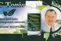 Detoxikace / Osvědčené produkty pro detoxikaci organismu.