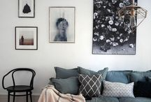 INSPIRATION | Sofa / Fabelio Interior Design Inspiration.  For more inspiration : http://fabel.io/BlogPIN