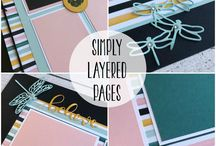 KM | Simply Layered Pages
