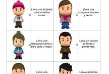 materiale multimediale spagnolo