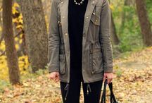 Fall outfits / by Sarah Maxwell