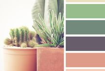 Desert interior | Woestijn interieur & kleuren