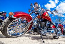 Harley-Davidson Softail Evo / This site is dedicated to my passion...  :)
