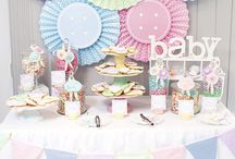 idee baby party
