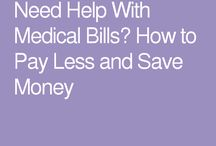 Help with paying medical bills