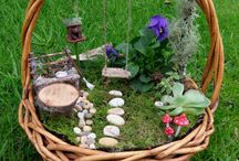 Fairy gardens / Fairy gardens to make