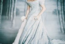 Snow queen fashion inspiration