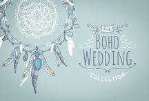 Boho Wedding. / by Deborah Davis