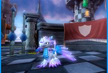 Skylanders Giants Screen Shots
