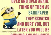 Minion Funny Quotes
