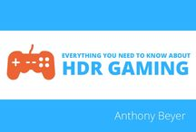 HDR Gaming Explained / Anthony Beyer created this presentation to provide information about HDR gaming for beginners.
