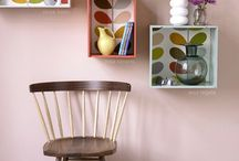Interior Design / Pretty spaces and eye-catching vignettes. / by The Girls' Room