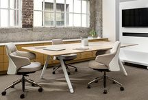Creative Collaboration Spaces / Perfect spaces to help spark some creativity for you and your team when you need to collaborate together on a project.