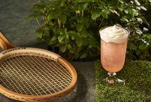 Wimbledon Themed Menus