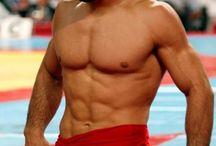 Hot sportsmen / hot sportsmen