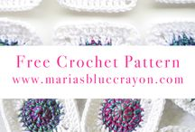 Crochet squares, hex, circles etc LCQ