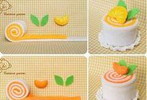Тортик из ткани
