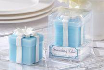 Tiffany Blue Themed Weddings