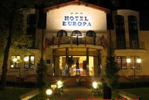Noclegi Sopot - Hotel Europa / Dobrej klasy hotel w centrum Sopotu. Zaledwie 5 minut spacerkiem od Monciaka. Ceny pokoi od 180 złotych, 3 gwiazdki, dobra kuchnia.,