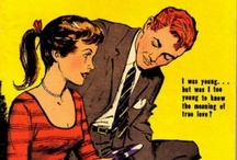High School Romance Classic Comic Book