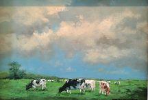 Landschappen door Herman Dasselaar