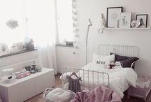 idéer til Vita's værelse