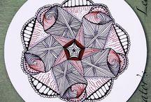 mandalas + sacret geometry