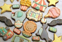 Cookie inspiration - circus
