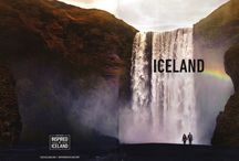 Iceland/ Ísland / The Collection consists of more than 80 publications about Iceland.