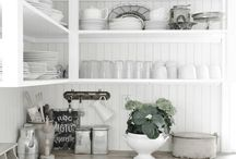 White is the new black / Everything beloved that is white: dreamy spaces and places and things