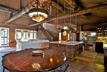 kitchens / by Jacqueline Bills