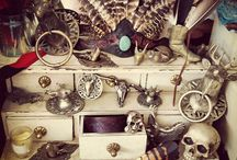 Jewellery storage ideas