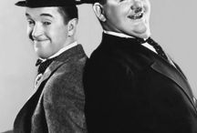 Laurel and hardy / Honours project