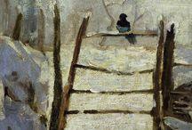 ART   Monet.