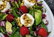 Besondere salate
