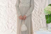 Muslima wedding dress