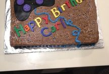 Video Game Themed Cakes