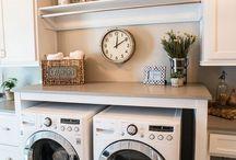 Home decor Laundry Room