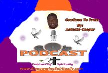 Spiritual uplifting podcasts / This board about being uplifted daily podcast.....Spiritual podcast