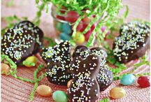 CELEBRATE EASTER! / Fun ideas for Easter from great bloggers! Recipes and DIY craft, and party ideas